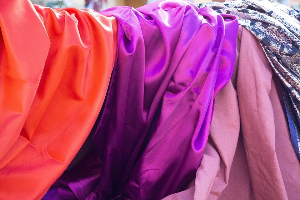 Použijte textil k propagaci