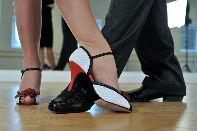 taneční boty