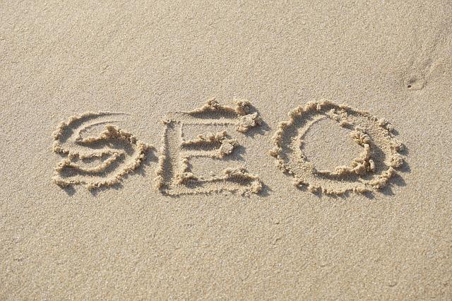 seo v písku