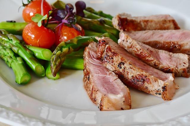 telecí steak